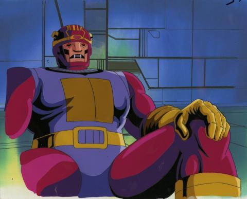 X-Men Production Cel - ID: octxmen20502 Marvel