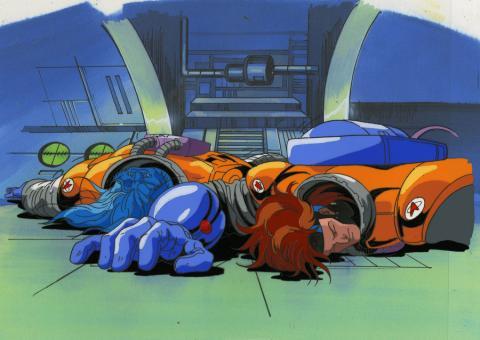 X-Men Production Cel - ID: octxmen20506 Marvel