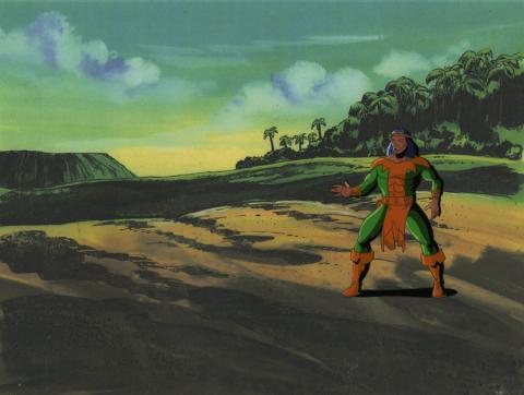 X-Men Production Cel - ID: octxmen20512 Marvel