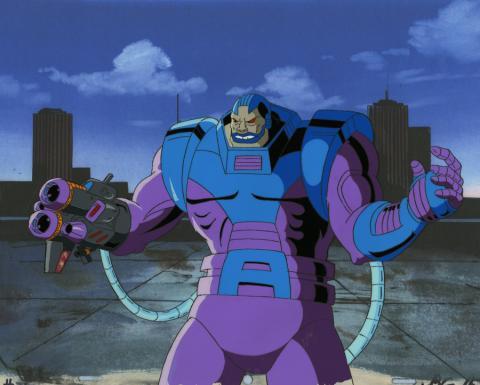 X-Men Production Cel - ID: octxmen20516 Marvel