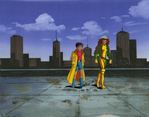 X-Men Production Cel - ID: octxmen20541 Marvel