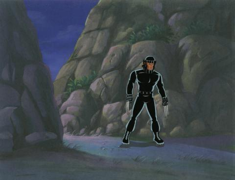 X-Men Production Cel - ID: octxmen20543 Marvel