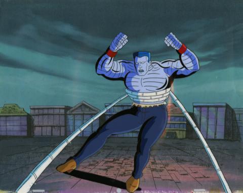 X-Men Production Cel - ID: octxmen20550 Marvel