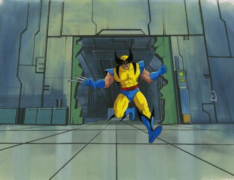 X-Men Production Cel - ID: octxmen20552 Marvel