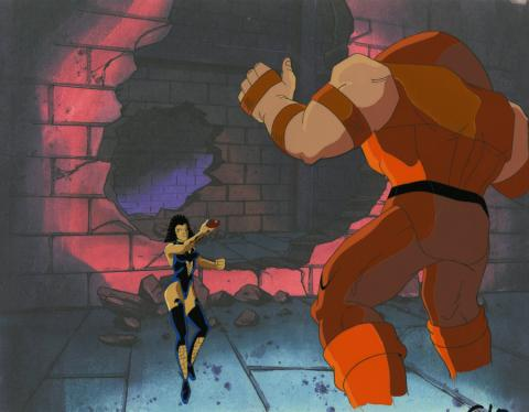 X-Men Production Cel - ID: octxmen20565 Marvel