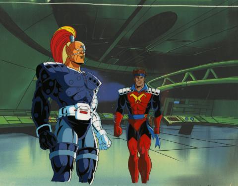 X-Men Production Cel - ID: octxmen20569 Marvel