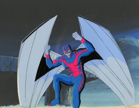X-Men Production Cel - ID: octxmen20573 Marvel