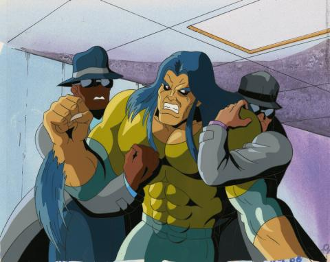 X-Men Production Cel - ID: octxmen20583 Marvel