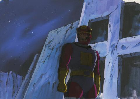 X-Men Production Cel - ID: octxmen20605 Marvel