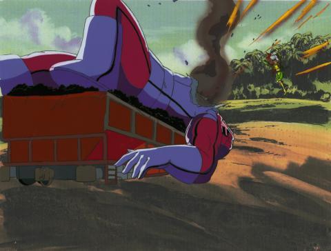 X-Men Production Cel - ID: octxmen20615 Marvel