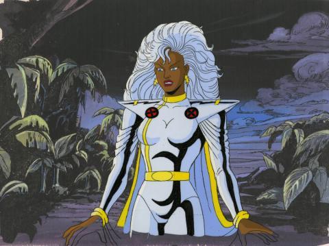 X-Men Production Cel - ID: octxmen20617 Marvel