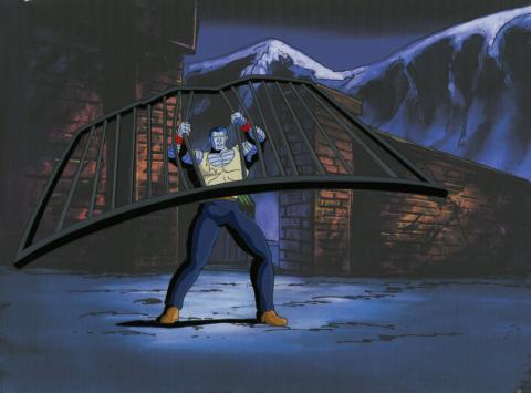 X-Men Production Cel - ID: octxmen20619 Marvel