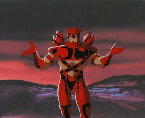 X-Men Production Cel - ID: octxmen20624 Marvel