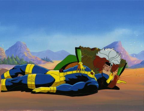 X-Men Production Cel - ID: octxmen20641 Marvel