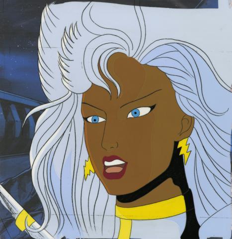 X-Men Production Cel - ID: octxmen20646 Marvel