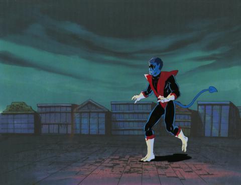 X-Men Production Cel - ID: octxmen20650 Marvel
