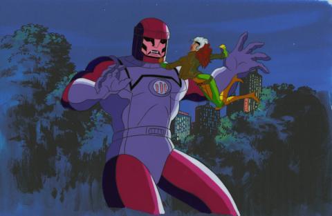 X-Men Production Cel - ID: octxmen20661 Marvel