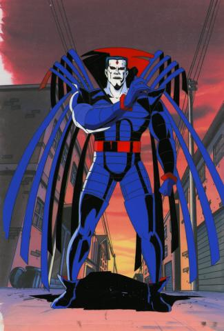 X-Men Production Cel - ID: octxmen20664 Marvel