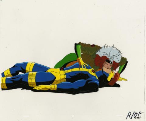 X-Men Production Cel - ID: octxmen20799 Marvel