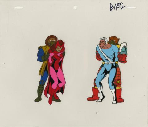 X-Men Production Cel - ID: octxmen20809 Marvel