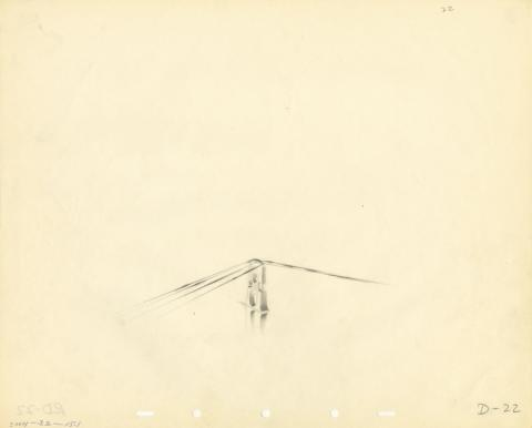 Fantasia Production Drawing - ID: septfantasia20325 Walt Disney