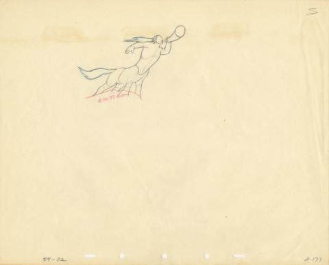 Fantasia Production Drawing - ID: septfantasia20329 Walt Disney