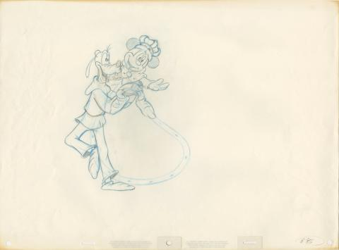The Prince and the Pauper Production Drawing - ID: septpauper2732 Walt Disney