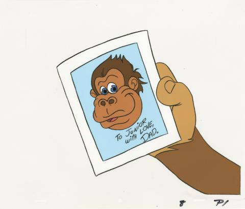 Saturday Supercade Production Cel and Drawing - ID: septsupercade20207 Ruby Spears