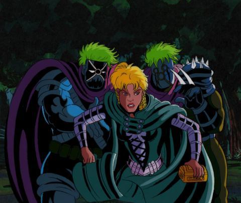 X-Men Production Cel - ID: xmen3580 Marvel