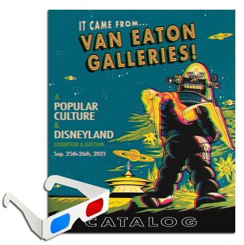 Hardcover It Came From Van Eaton Galleries! Catalog - ID: auc0017hard Disneyana