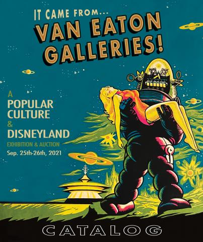 Softcover It Came From Van Eaton Galleries! Catalog - ID: auc0017soft Disneyana