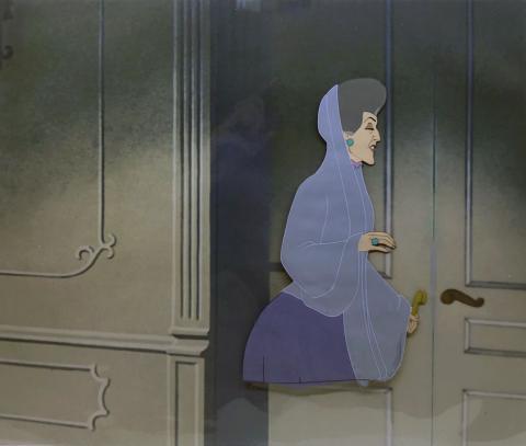 Cinderella Production Cel - ID: aprcinderella20061 Walt Disney