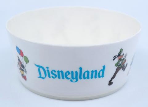 Disneyland Souvenir Plastic Bowl - ID: aprdisneyland21374 Disneyana