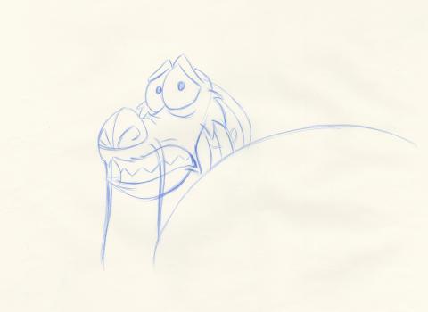 Mulan Production Drawing - ID: aprmulan21043 Walt Disney
