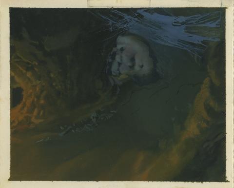 Secret of Nimh Background Color Key Concept - ID: aprnimh21057 Don Bluth