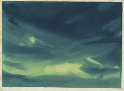 Secret of Nimh Background Color Key Concept - ID: aprnimh21073 Don Bluth