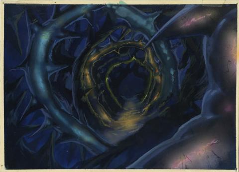 Secret of Nimh Background Color Key Concept - ID: aprnimh21081 Don Bluth