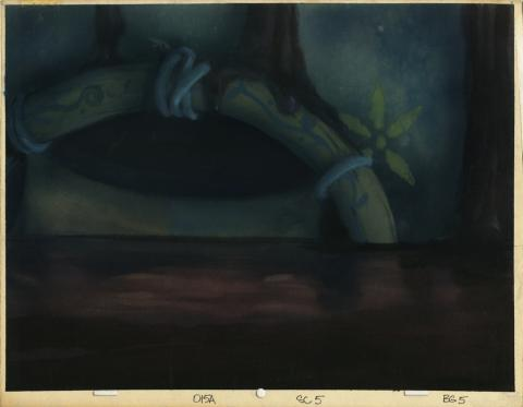 Secret of Nimh Preliminary Background - ID: aprnimh21107 Don Bluth