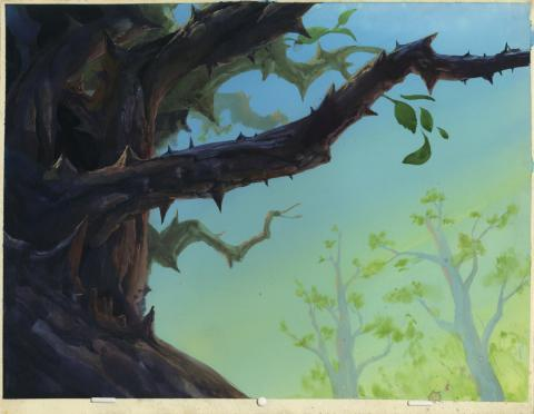 Secret of Nimh Preliminary Background - ID: aprnimh21108 Don Bluth