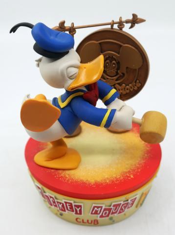Mickey Mouse Club Donald Duck Figural Box - ID: augdisneyana20034 Disneyana
