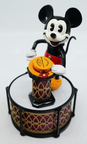 1992 Disneyana Convention Mickey Mouse Mechanical Bank - ID: augdisneyana20035 Disneyana