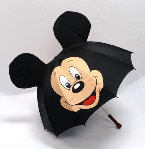 Mickey Ears Umbrella - ID: augdisneyana20153 Disneyana