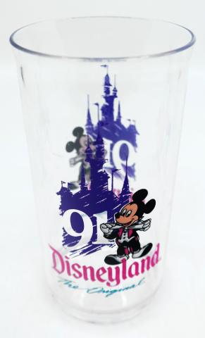 Disneyland 1991 The Original Tumbler - ID: augdisneyana20188 Disneyana