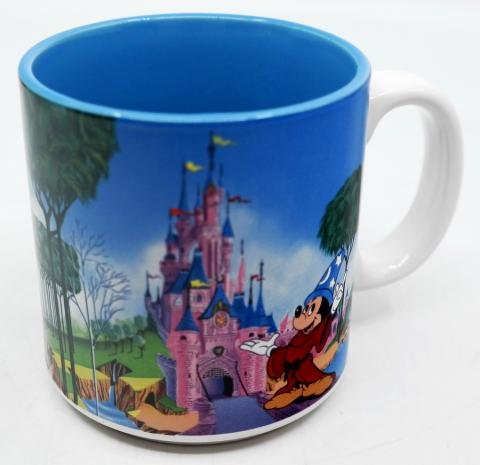 Euro Disney 1992 Grand Opening Mug - ID: augdisneyana20199 Disneyana