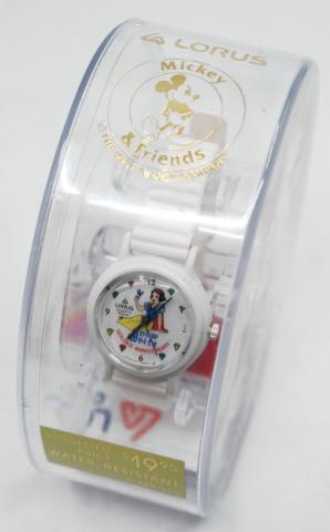 1987 Snow White Watch by Lorus - ID: augdisneyana20219 Disneyana