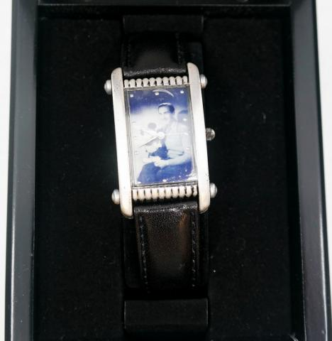 Limited Edition Walt and Mickey Watch by Fossil - ID: augdisneyana20231 Disneyana