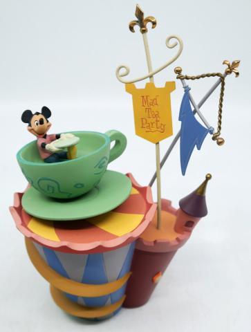 Disneyland Collectible Tea Party Trinket Box - ID: augdisneyland20052 Disneyana