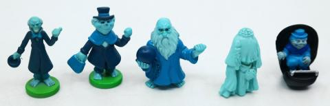 Haunted Mansion Miniature Figures - ID: augdisneyland20089 Disneyana