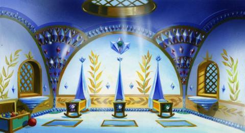 Sonic the Hedgehog Underground Concept Art - ID: augsonic21083 DiC
