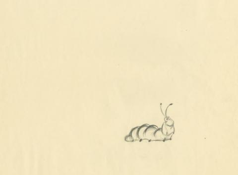 Lady and the Tramp Production Drawing - ID: augtramp21092 Walt Disney